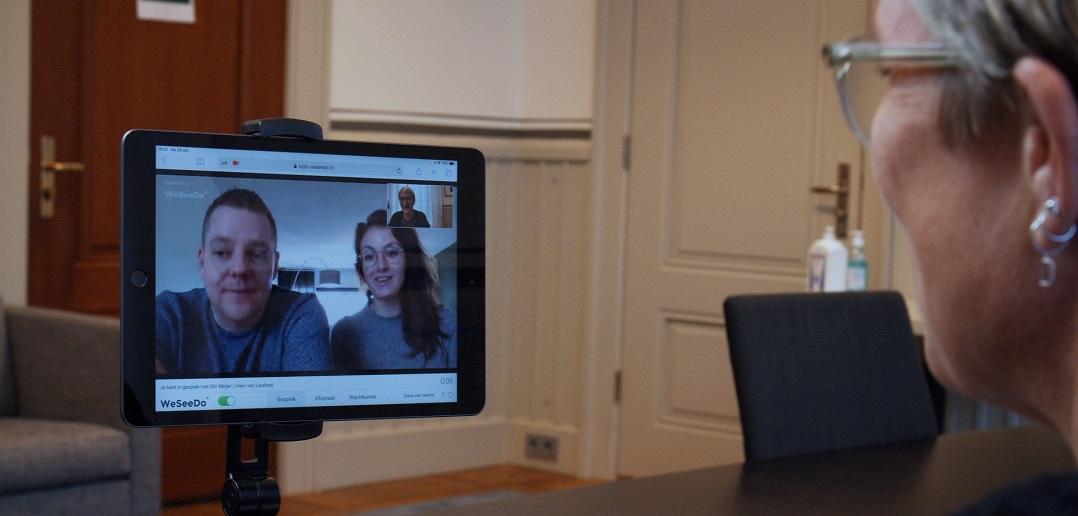 Rotterdam loopt voorop met digitale balie